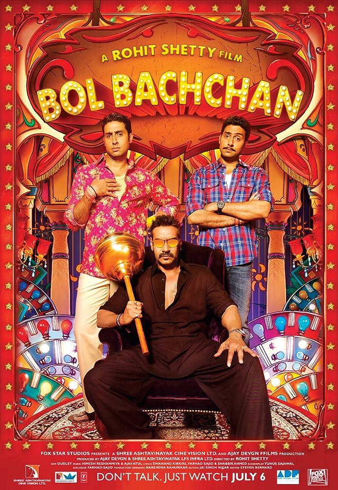 Bol Bachchan 2012 Free Movie Download HD 720 1080p Watch Online Free Download
