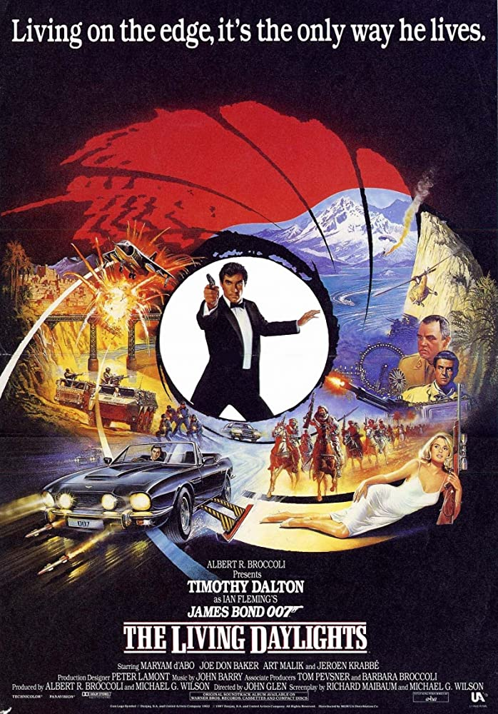 James Bond The Living Daylights 1987 720p BRRip Dual Audio Watch online free Download at www.movies365.in