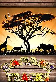 Safari Tracks Poster