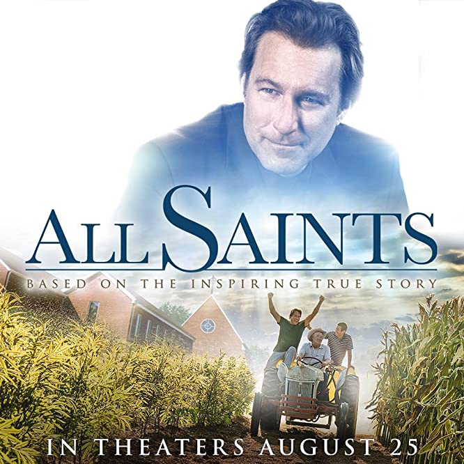John Corbett and Barry Corbin in All Saints (2017)
