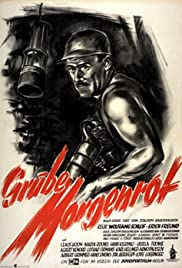Grube Morgenrot Poster