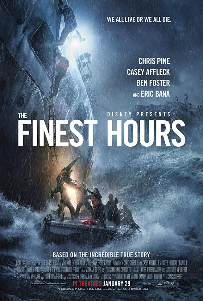 Walt Disney Pictures' The Finest Hours - Trailer #2 1