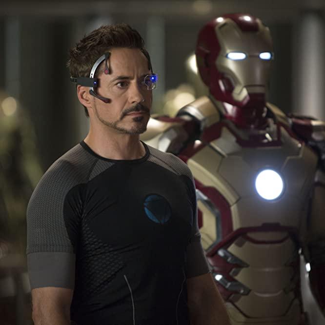 Robert Downey Jr. in Iron Man Three (2013)