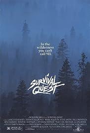 Survival Quest Poster