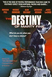 The Destiny of Marty Fine Poster