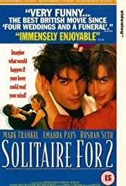 Solitaire for 2 Poster