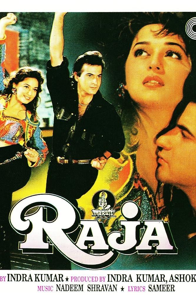 Raja (1995) Hindi 720p HDRip x264 1.2GB