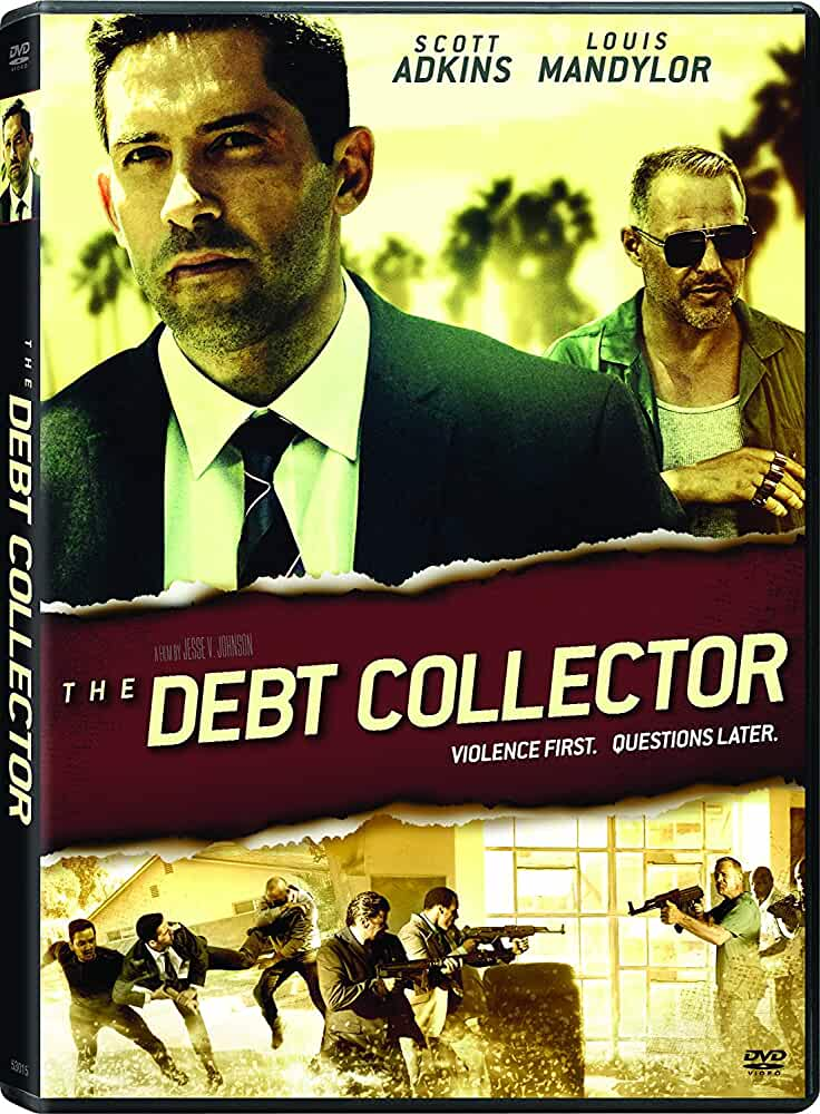 18+ The Debt Collector 2018 UNCENSORED Movies 720p BluRay