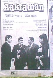 Aakraman Poster