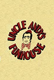Andy's Funhouse Poster