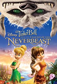 tinker bell and the legend of the neverbeast video 2014