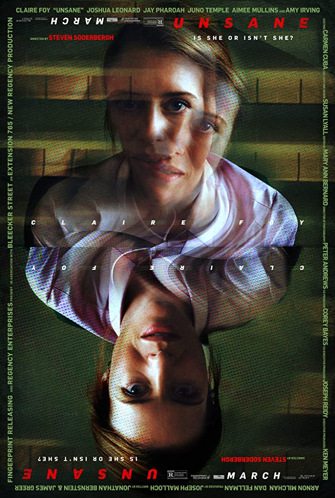 image Unsane (2018) Full Movie Watch Online HD Print Free Download