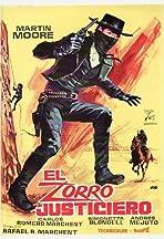 The Avenger, Zorro
