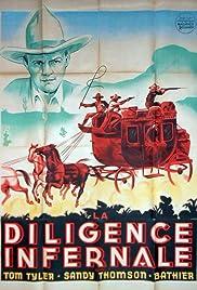 Galloping Thru Poster