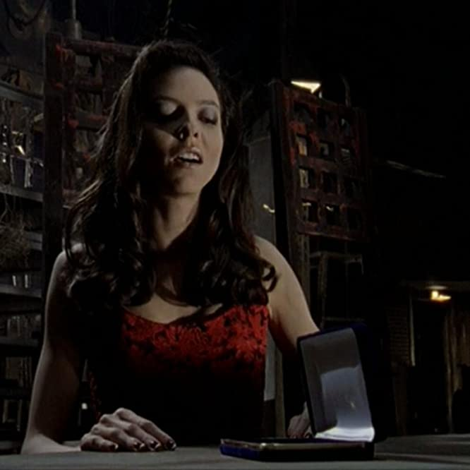 Juliet Landau in Buffy the Vampire Slayer (1996)