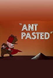 Ant Pasted Poster