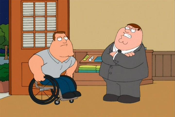 Les Griffin: No Meals on Wheels | Season 5 | Episode 14