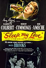 Sleep, My Love Poster