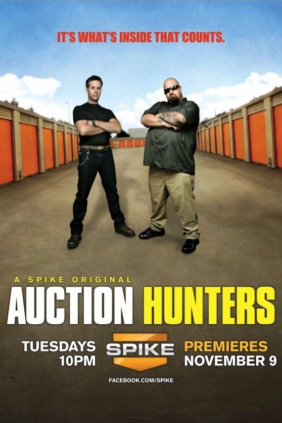 Auction Hunters Imdb