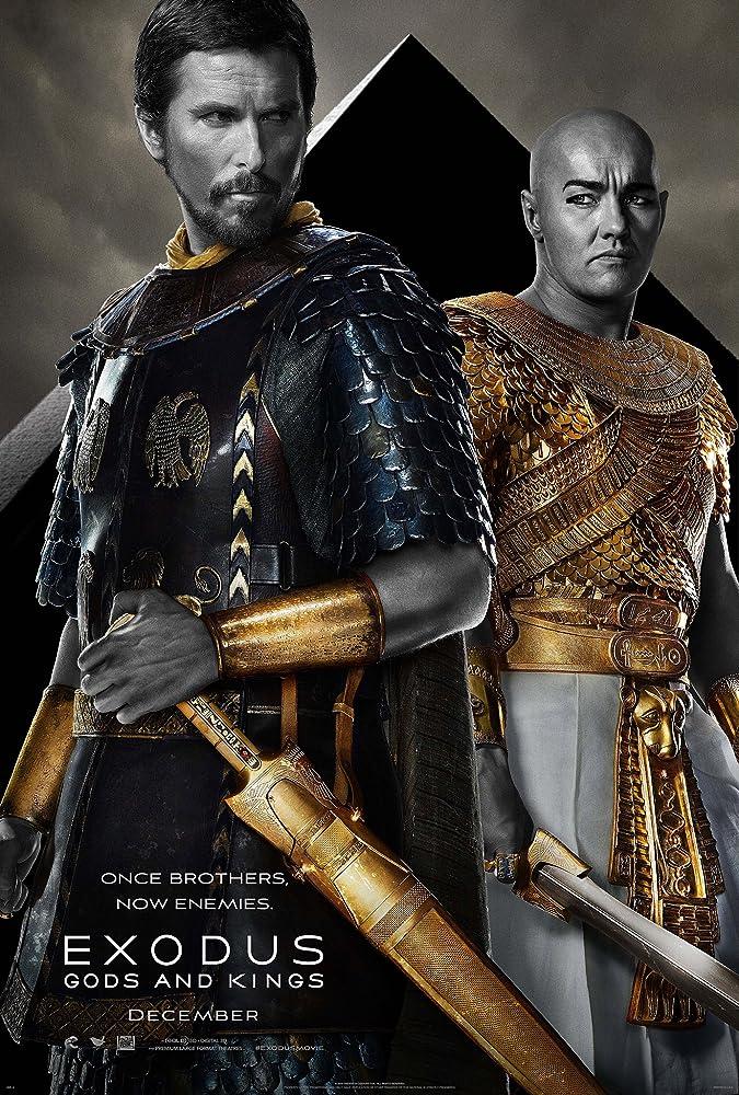 Exodus: Gods and Kings (2014) Hindi Dubbed Movie