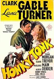 Honky Tonk(1941) Poster - Movie Forum, Cast, Reviews