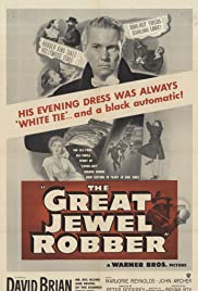 The Great Jewel Robber Poster