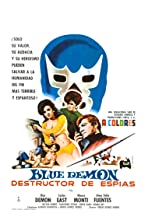 Blue Demon destructor de espias