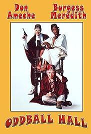 Oddball Hall Poster