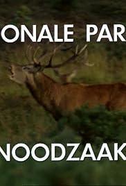 Nationale Parken... Noodzaak Poster