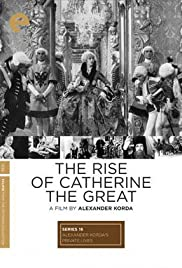 The Rise of Catherine the Great Poster