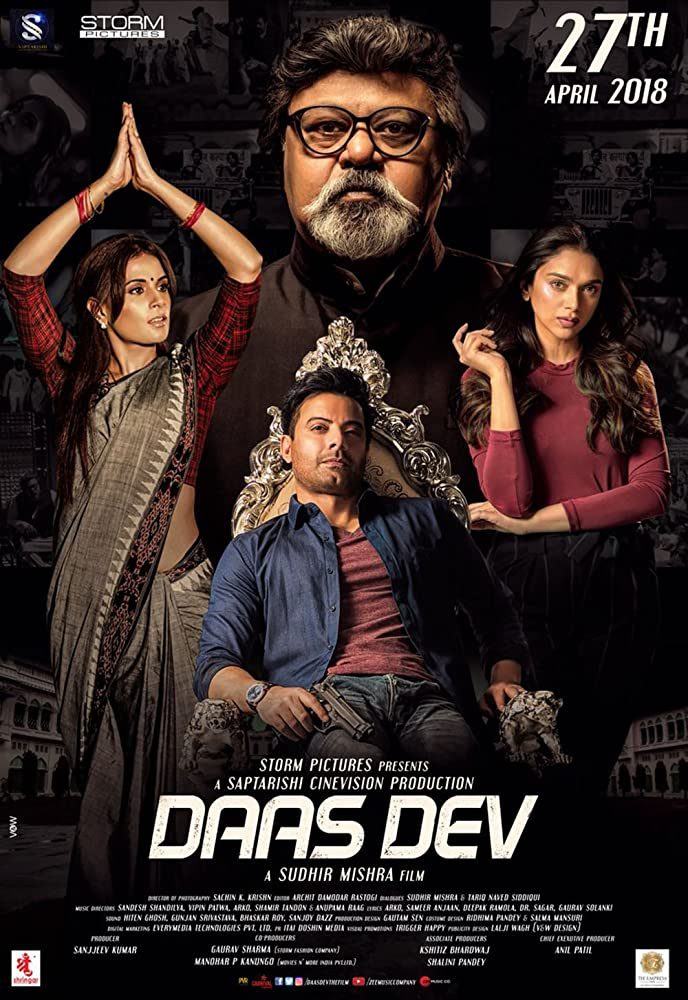 Daas Dev 2018 Hindi Movie 700Mb