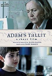 Adam's Tallit Poster