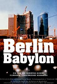 Berlin Babylon (2001) Poster - Movie Forum, Cast, Reviews