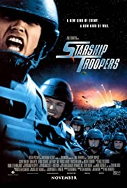 Image result for starship troopers