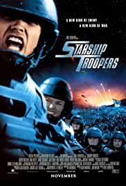Starship Troopers (1997) Movie Poster