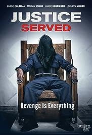 Justice Served Poster