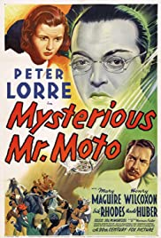 Mysterious Mr. Moto (1938) Poster - Movie Forum, Cast, Reviews