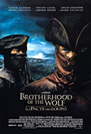 Brotherhood of the Wolf Poster