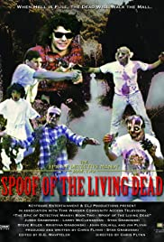The Epic of Detective Mandy: Book Two - Spoof of the Living Dead Poster