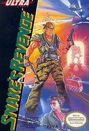 Snake's Revenge Poster
