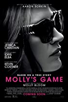 Molly's Game (2017) Poster