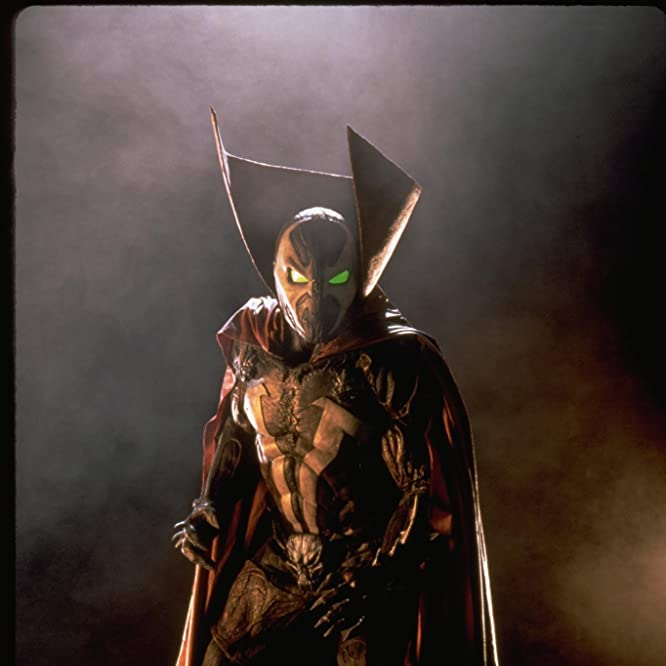 Michael Jai White in Spawn (1997)