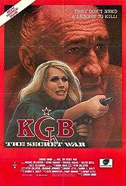 KGB: The Secret War Poster