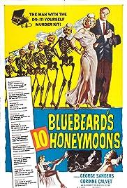 Bluebeard's 10 Honeymoons Poster