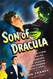 Son of Dracula Poster