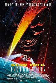 Star Trek: Insurrection Poster