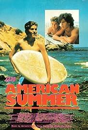 An American Summer Poster