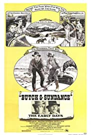 Butch and Sundance: The Early Days Poster