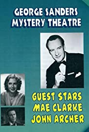 The George Sanders Mystery Theater Poster