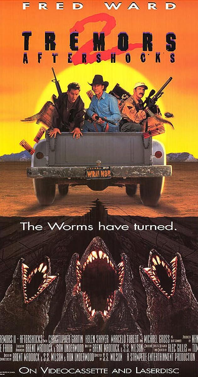 tremors ii aftershocks video 1996 imdb